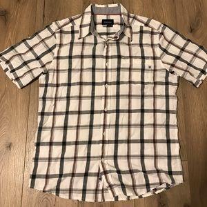 Marmot Short Sleeve Woven Outdoor Casual Shirt
